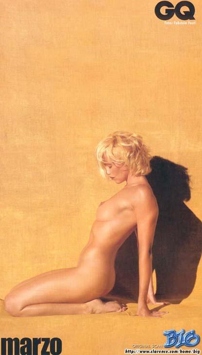 Paola Barale Calendario Foto Nuda